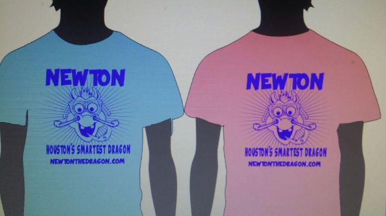 Newton T-Shirts 1 Color